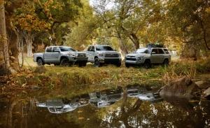Nueva versión off-road para los Toyota 4Runner, Tacoma y Tundra