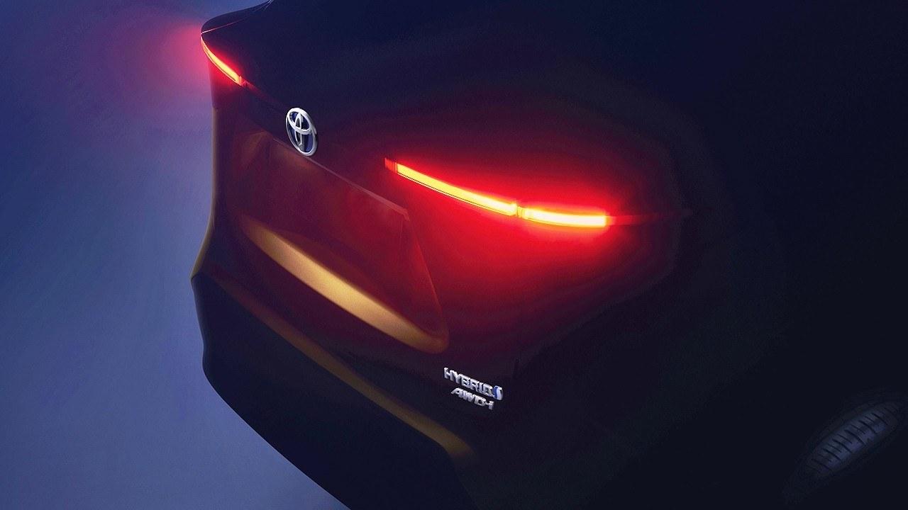 Toyota adelanta su nuevo B-SUV que debutará en el Salón de Ginebra 2020