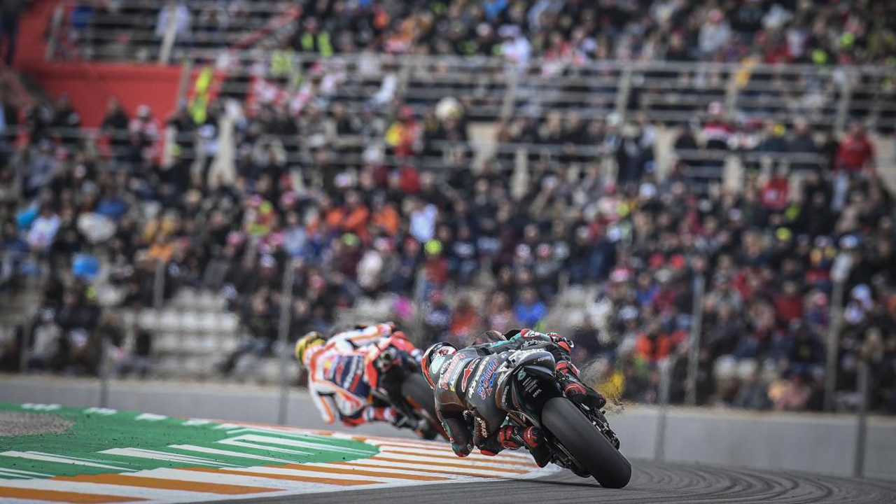 Valencia tendrá MotoGP hasta 2026 dentro de un modelo de rotaciones