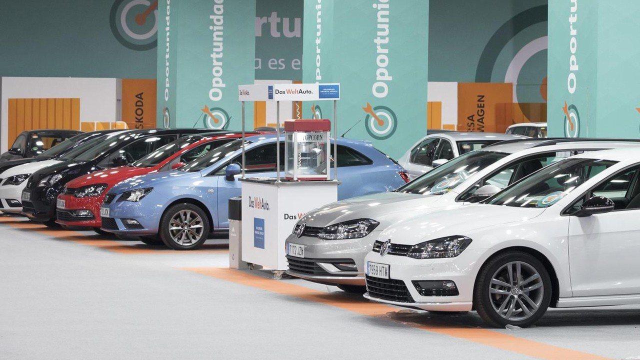 Las ventas de coches de ocasión suben un 6,8% en enero de 2020