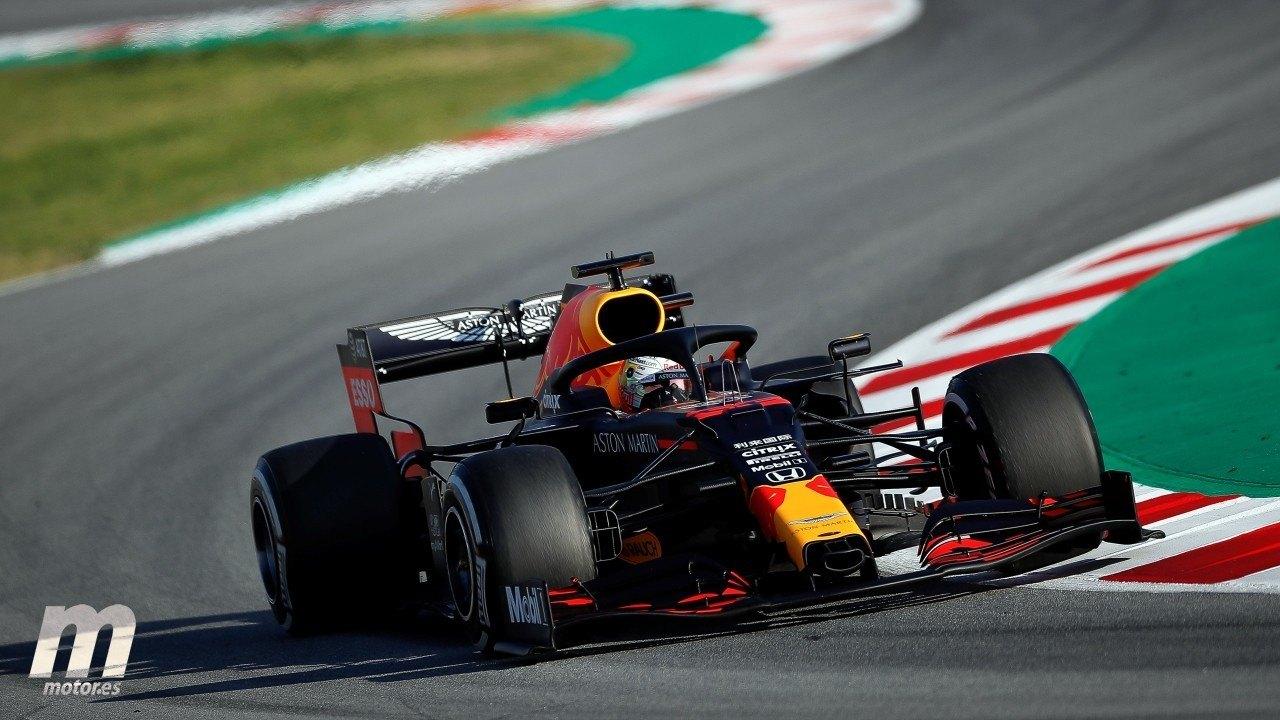 Verstappen presume de Red Bull-Honda: «Va rápido en todo el circuito»