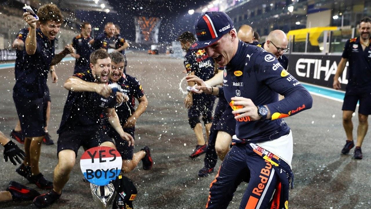 Verstappen y su renovación con Red Bull: «Es el lugar correcto, veo hambre de títulos»