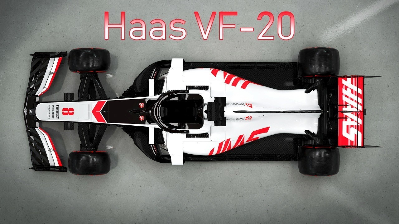 Análisis técnico del Haas VF20: un paso atrás, dos hacia delante (con vídeo)