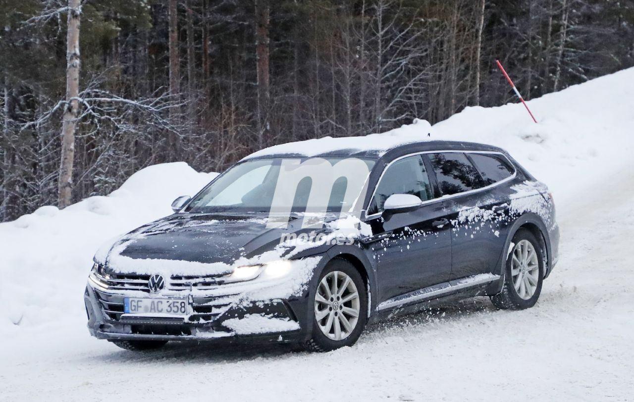 2020 Volkswagen Arteon Shooting Brake 10