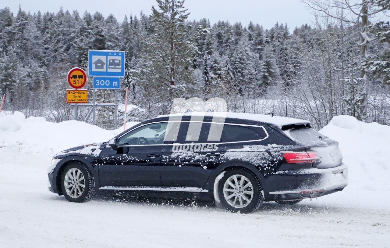 2020 Volkswagen Arteon Shooting Brake 13