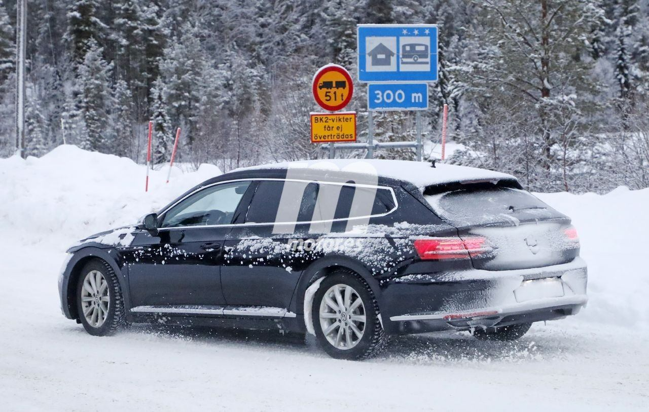 Volkswagen Arteon /Shooting Brake Facelift (2020) 32