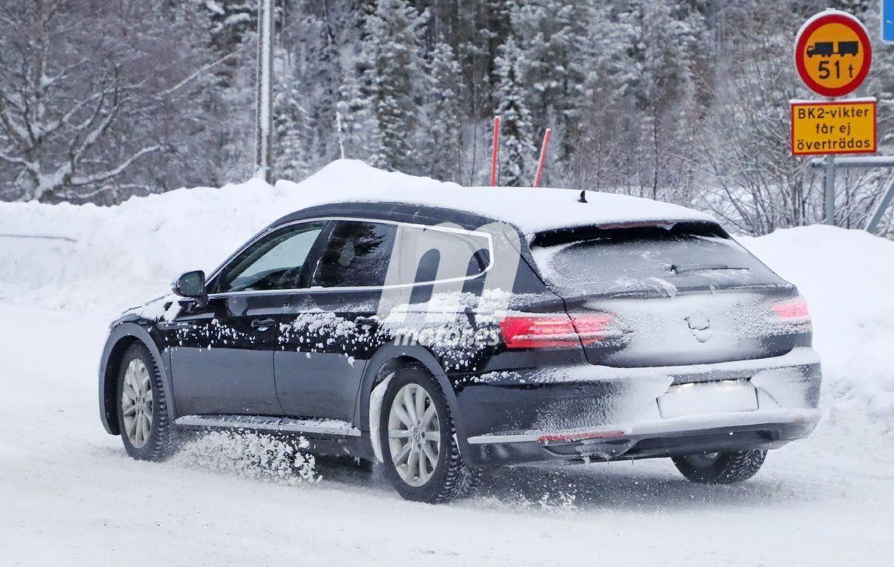 2020 Volkswagen Arteon Shooting Brake 15