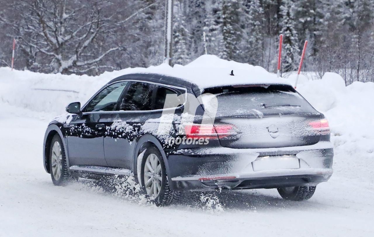 2020 Volkswagen Arteon Shooting Brake 34