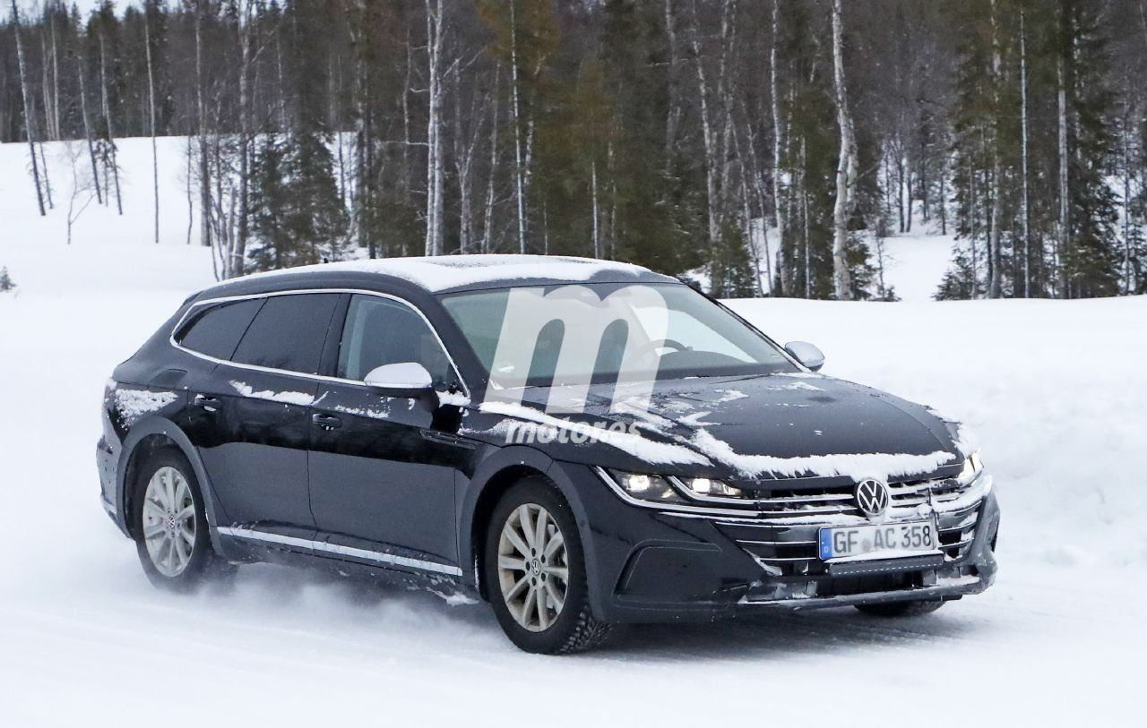 Volkswagen Arteon /Shooting Brake Facelift (2020) 36
