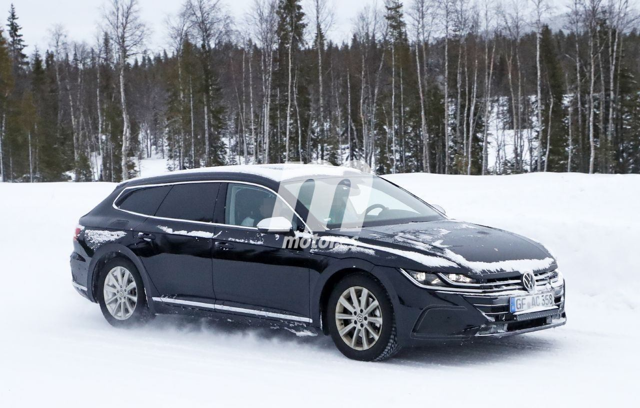 Volkswagen Arteon /Shooting Brake Facelift (2020) 37