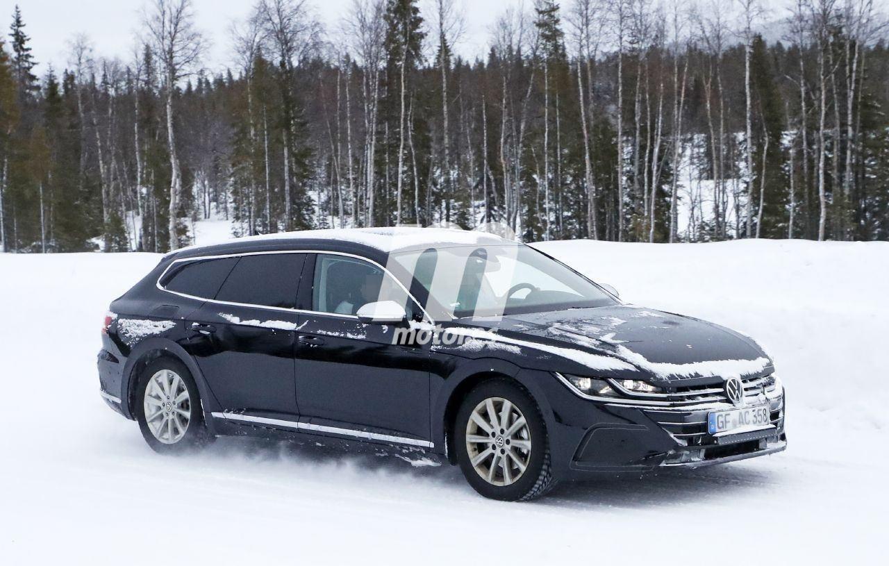 2020 Volkswagen Arteon Shooting Brake 19