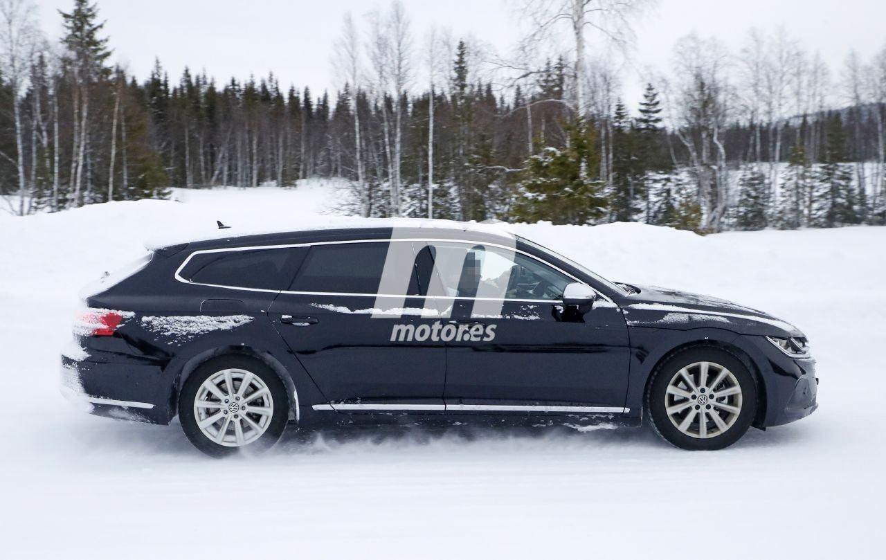 2020 Volkswagen Arteon Shooting Brake 21