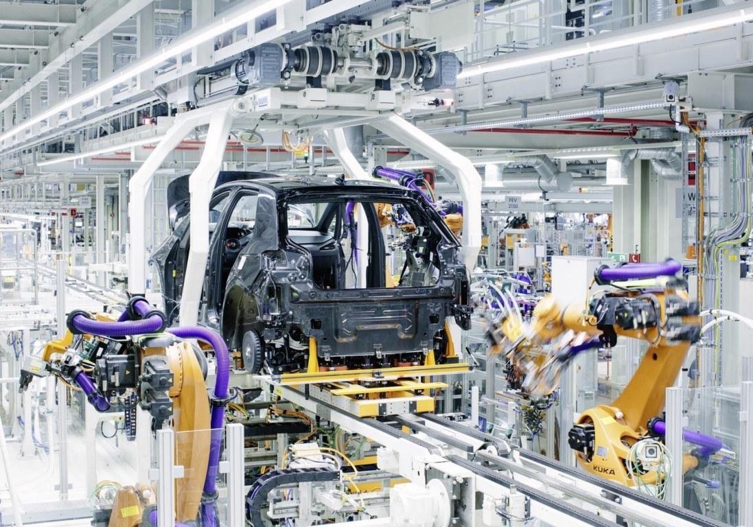 Volkswagen recalcula la producción de los eléctricos ID.3 e ID.4 en Zwickau