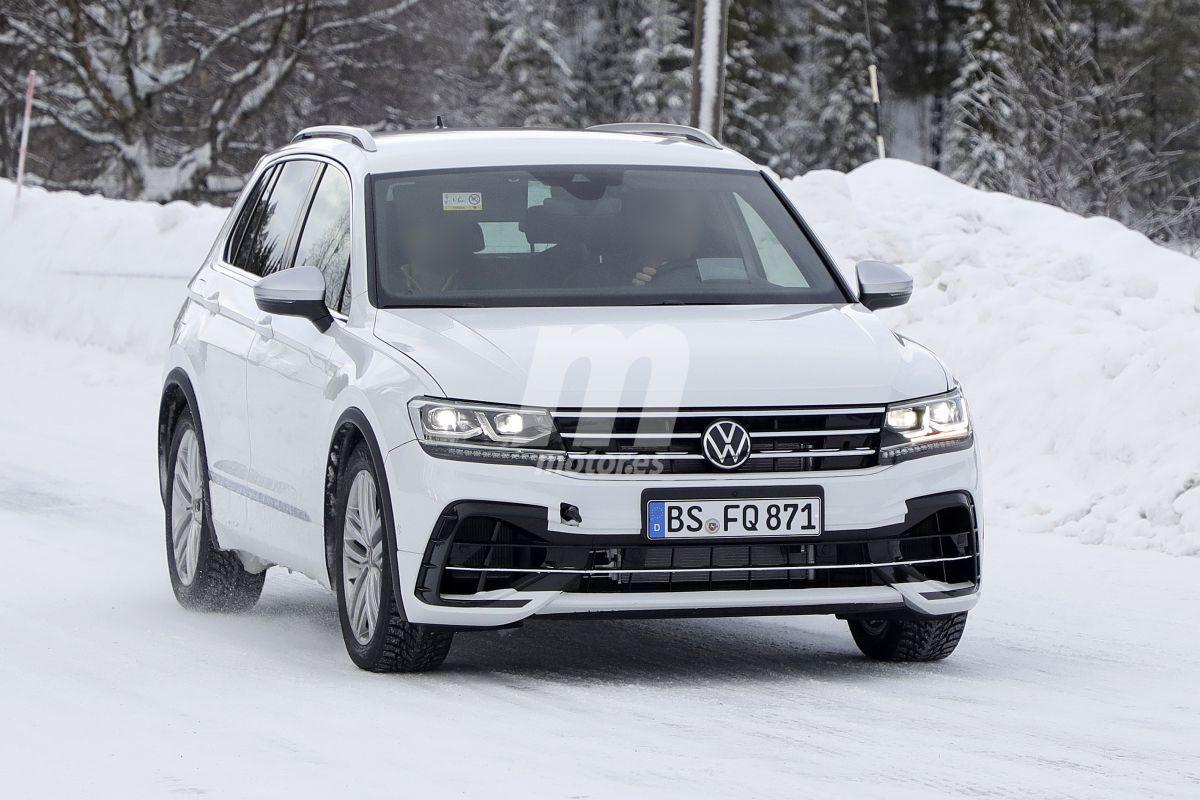 2021 Volkswagen Tiguan II Facelift 27