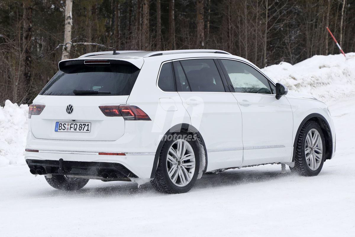 2021 Volkswagen Tiguan II Facelift 28