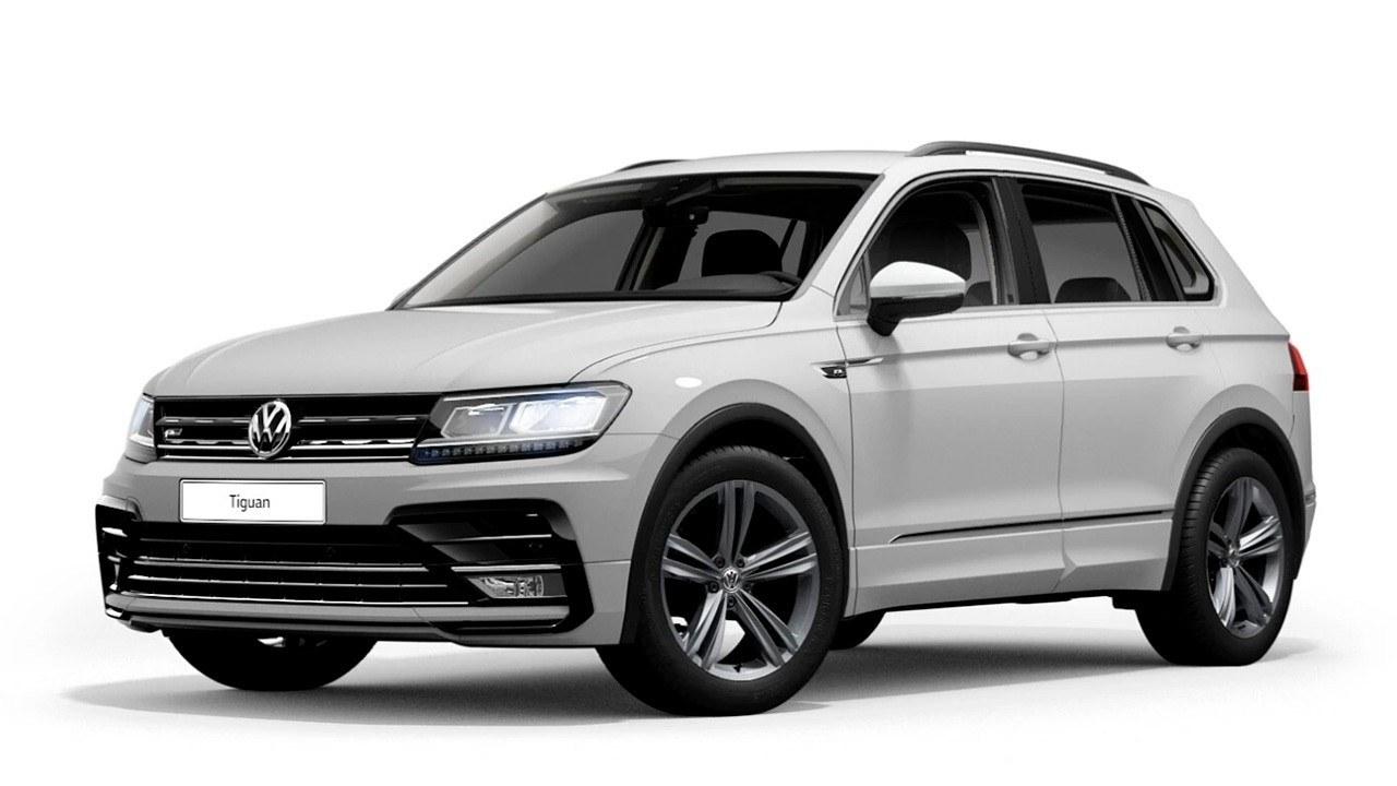 El Volkswagen Tiguan recibe el nivel de acabado Ready2Go