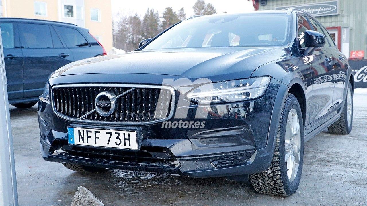 2021 Volvo S90/V90 Facelift 26