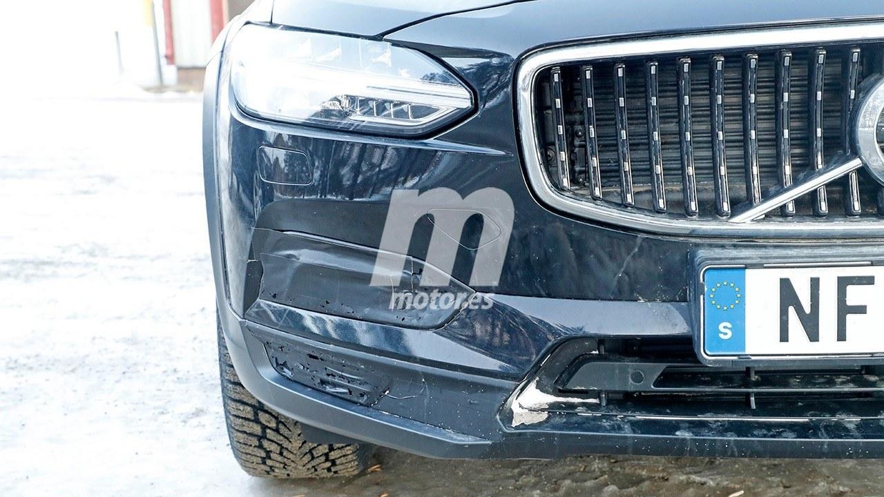 2021 Volvo S90/V90 Facelift 28