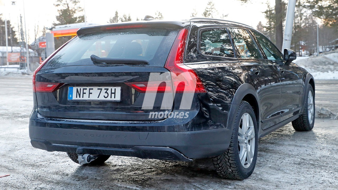 2021 Volvo S90/V90 Facelift 29