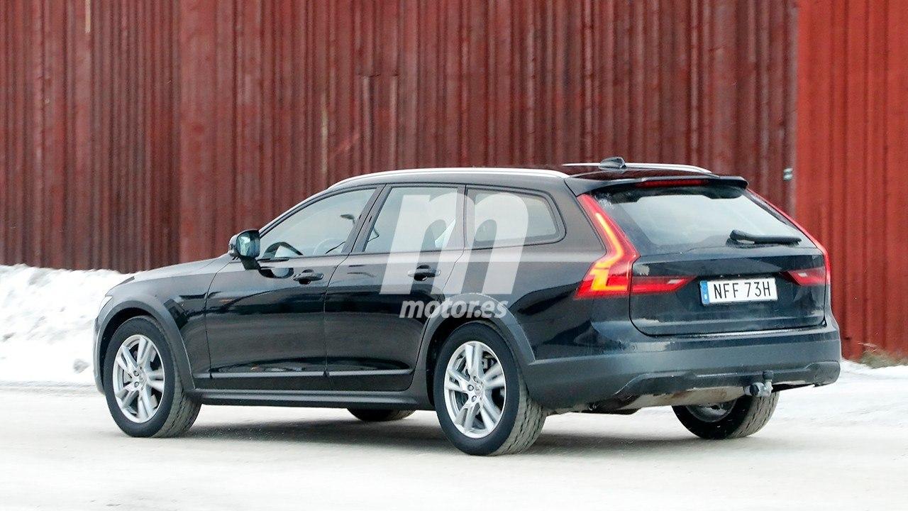 2021 Volvo S90/V90 Facelift 33