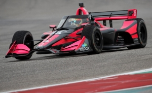 Will Power comanda el test de Austin; brillan McLaughlin y Palou