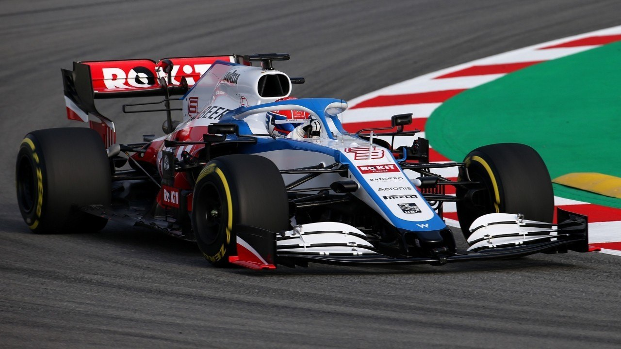 Formula 1 (2020) 32