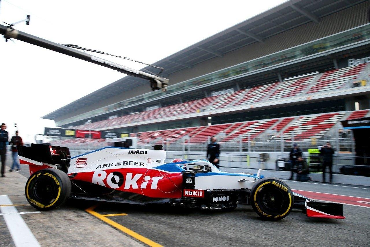 Formula 1 (2020) 33