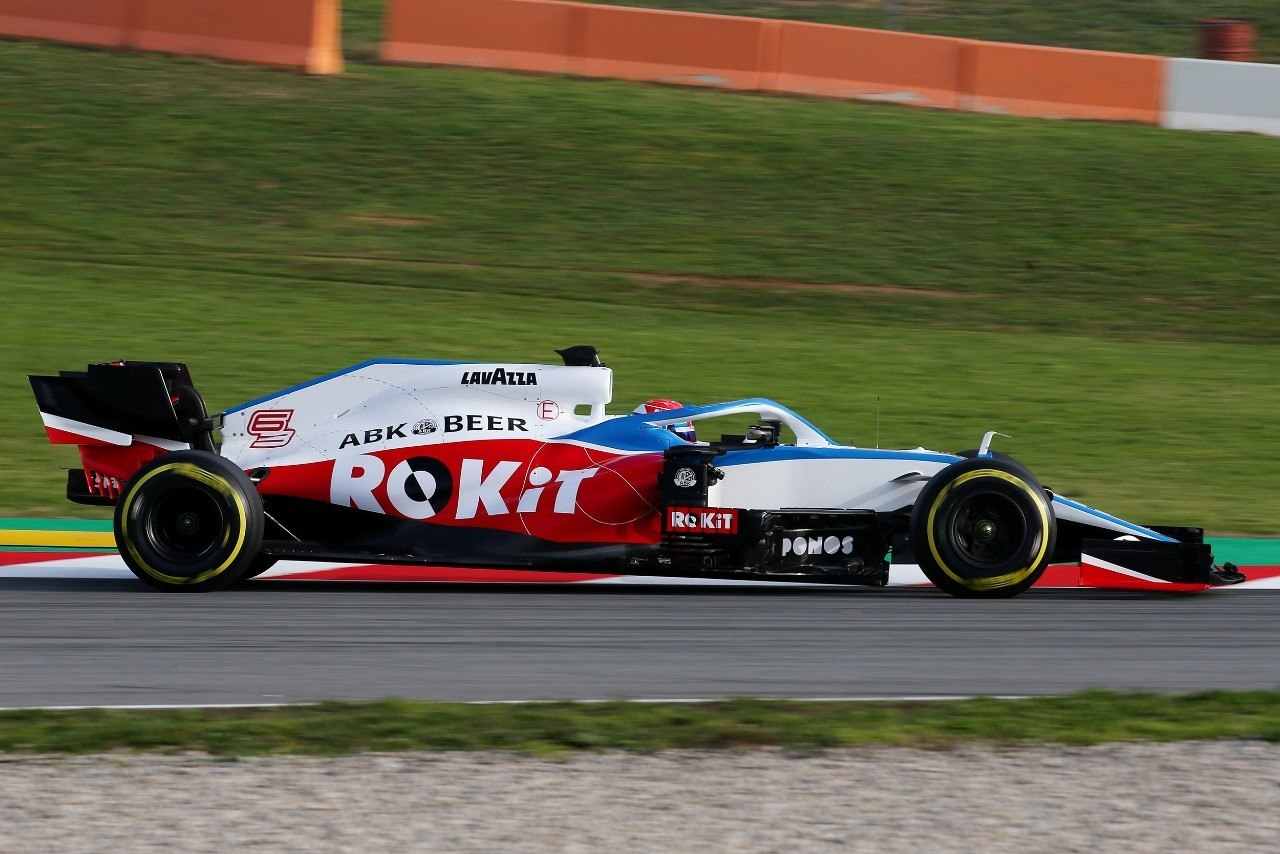 Formula 1 (2020) 34