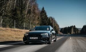 ABT RS4-R 2020, medio millar de caballos y más agresividad para el Audi RS 4 Avant