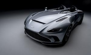 Desvelado el nuevo Aston Martin V12 Speedster de 700 CV