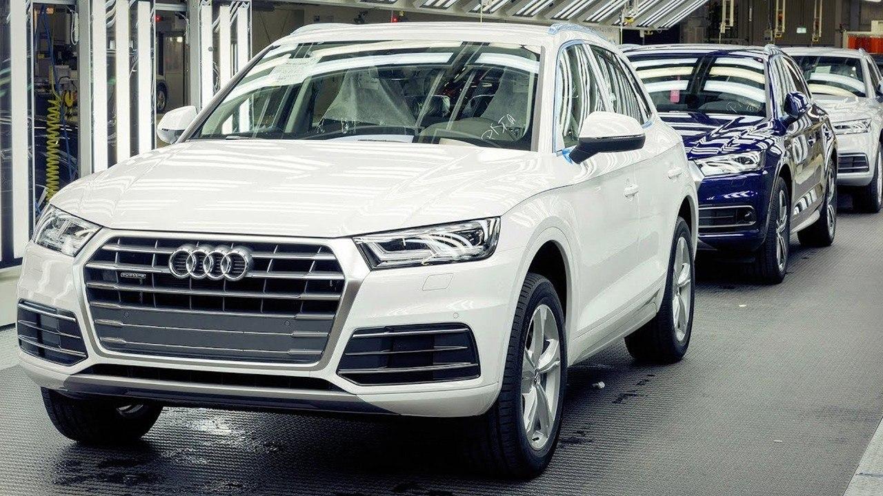 Se detiene la producción del Audi Q5 en México por el coronavirus