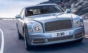 El Bentley Mulsanne será reemplazado por un nuevo SUV de superlujo