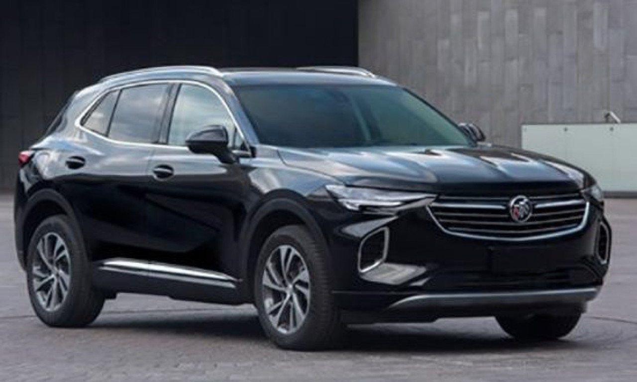 ¡Filtrado! El nuevo SUV compacto de Buick se llamará Envision y no Enspire