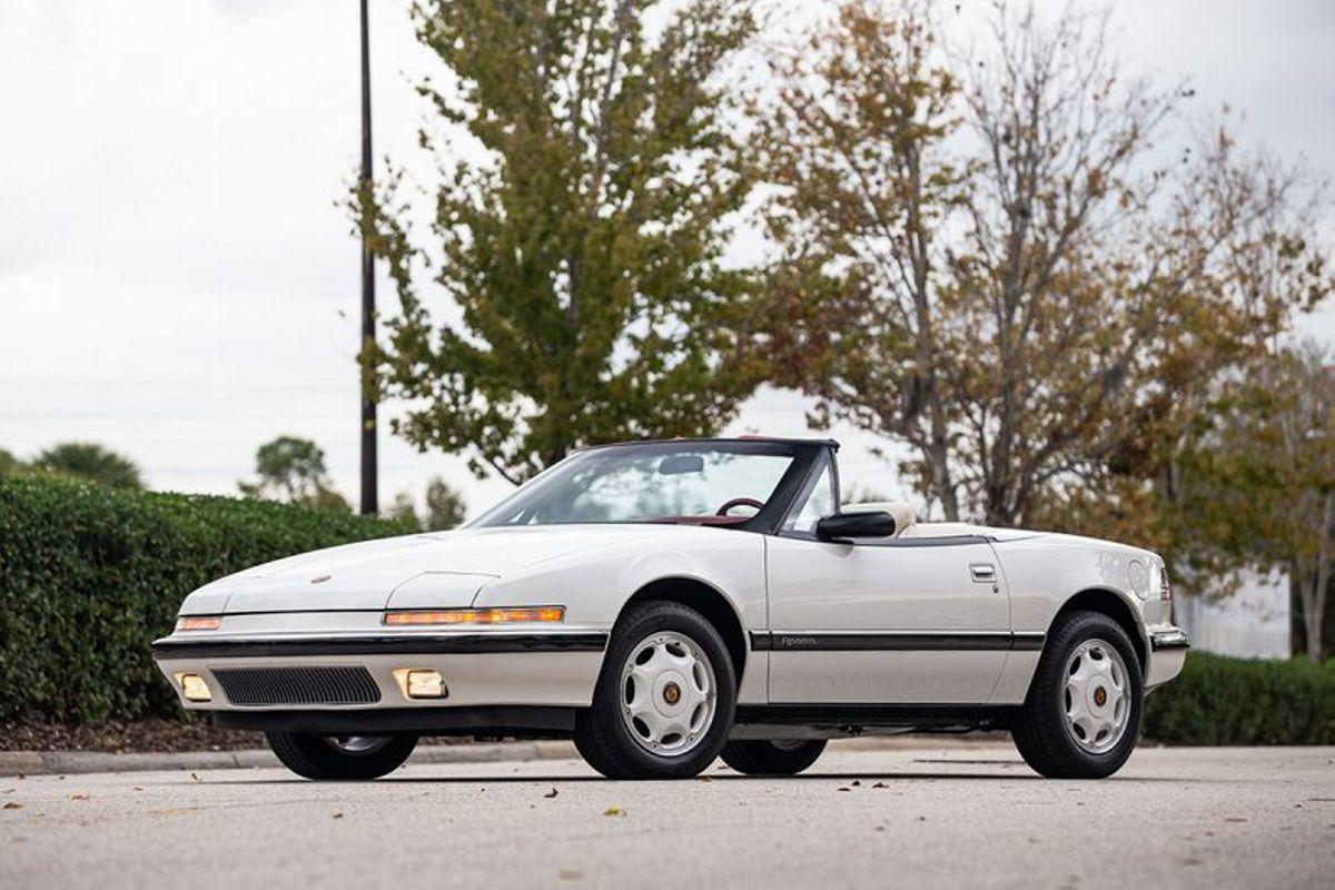 Aparece un rarísimo ejemplar del Buick Reatta con solo 1.000 millas de uso