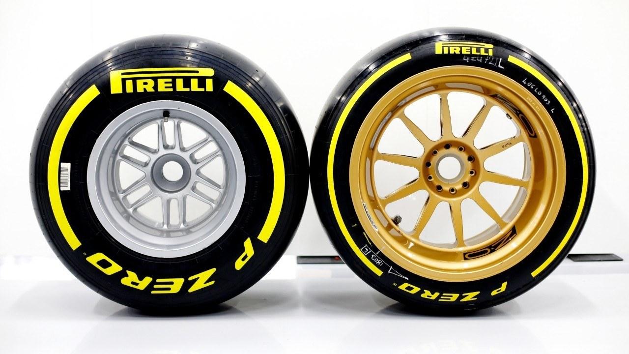 Cambio de planes en Pirelli: el desarrollo de los neumáticos de 18 pulgadas pasa a 2021