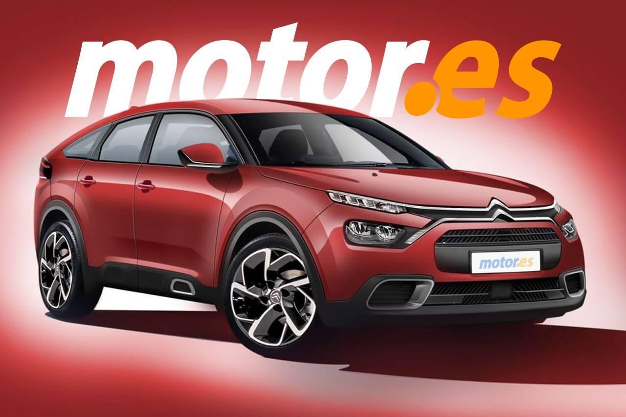 Citroën C4 2021, adelanto de la radical transformación del compacto francés