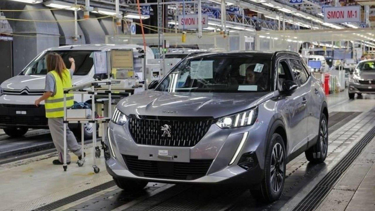 Los coches que se han dejado de fabricar en España por el coronavirus
