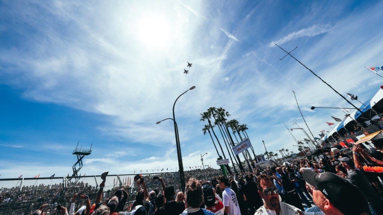 Confirmada la cancelación de Long Beach; la Indy 500, en el aire