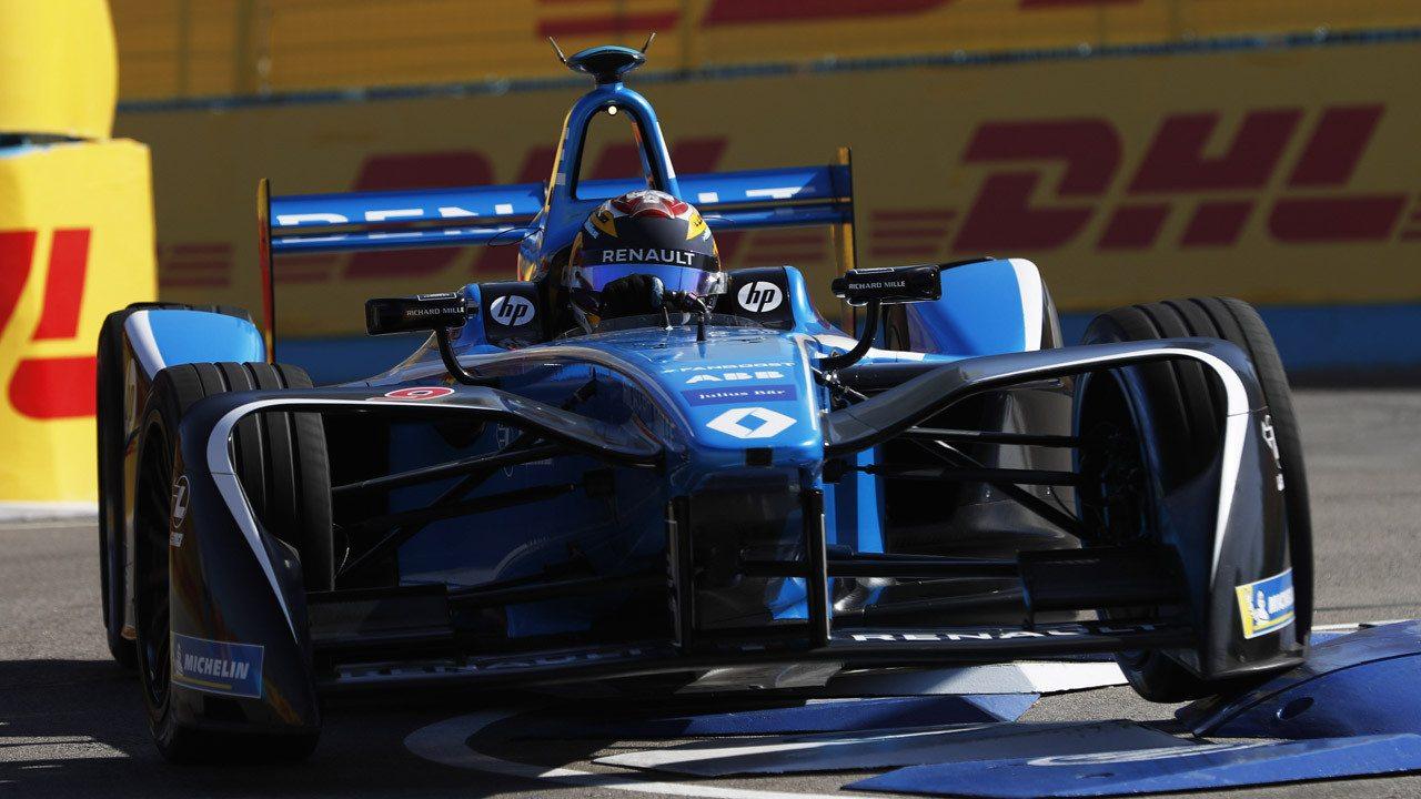 Cyril Abiteboul ve casi imposible el retorno de Renault a la Fórmula E