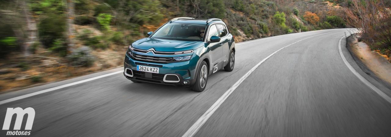 Prueba Citroën C5 Aircross, diseño, versatilidad y sobre todo confort (con vídeo)