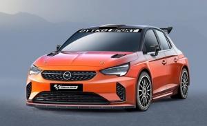 Dytko Sport desvela algunas imágenes de su Opel Corsa Proto