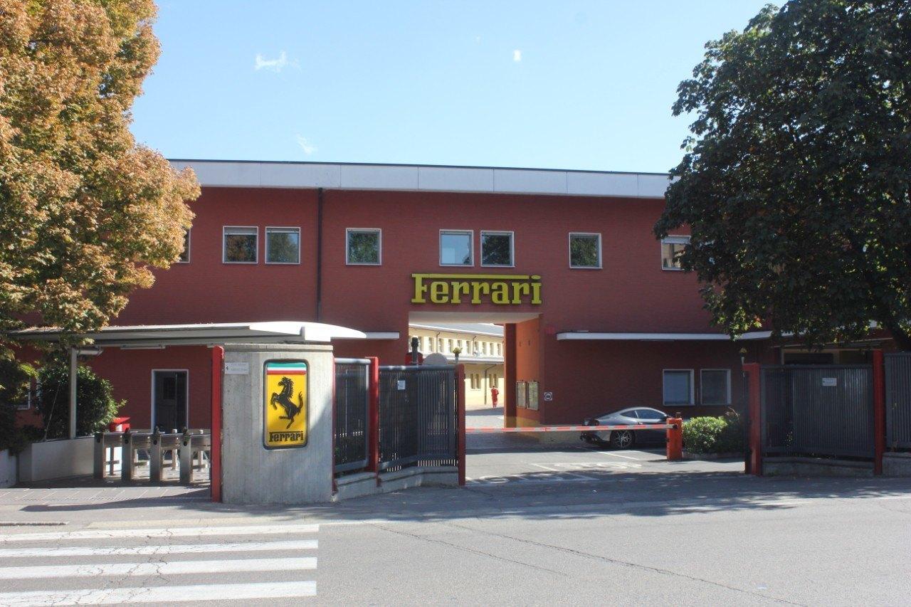 Ferrari cierra Maranello y detiene su producción por el coronavirus