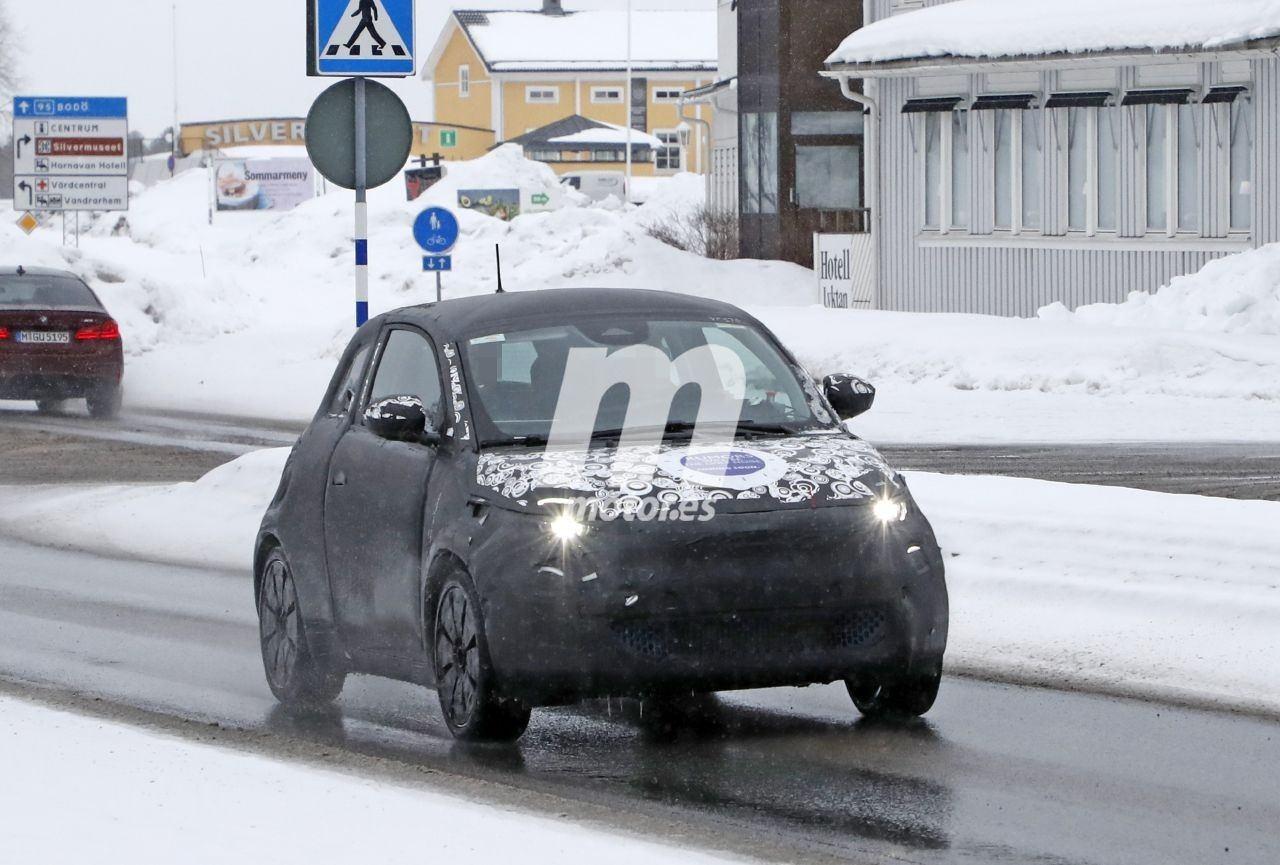 Fiat continúa con las pruebas del nuevo 500 Eléctrico, fotos espía del 3 puertas