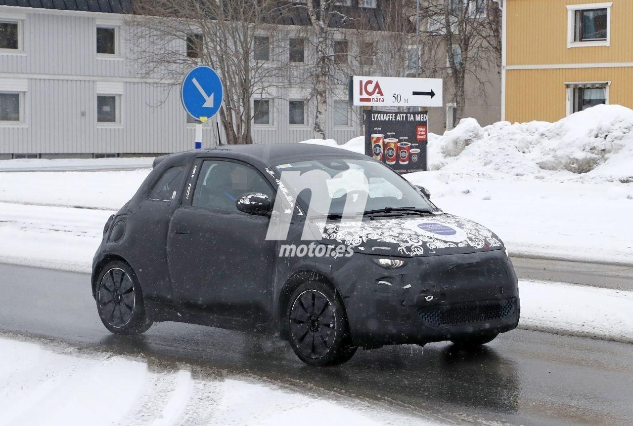 2020 Fiat 500 III 8