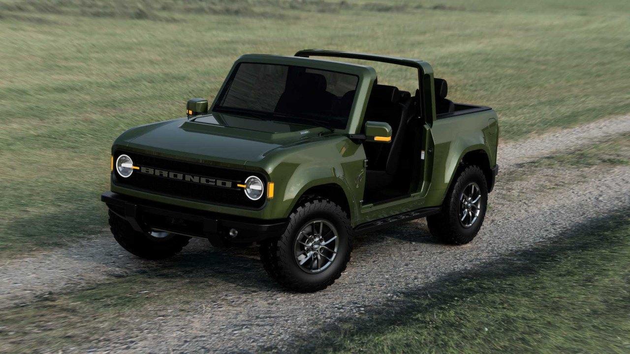 Ford registra el nombre Wolftrak ¿nueva versión deportiva off-road en camino?