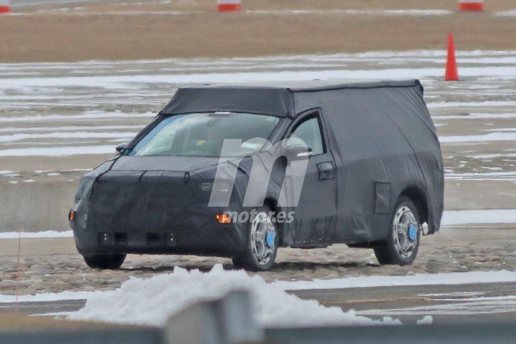 Ford ya ha presentado su nuevo pick-up compacto a los concesionarios