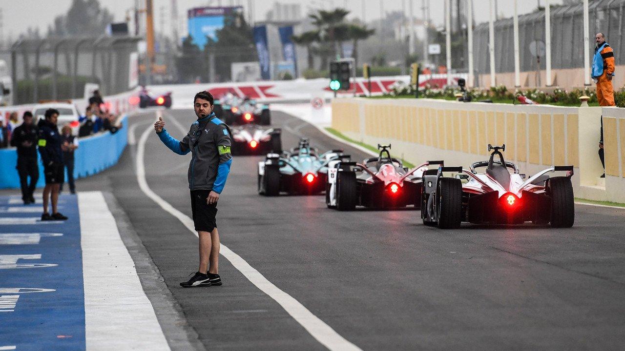 La Fórmula E decide paralizar dos meses su actividad por el coronavirus