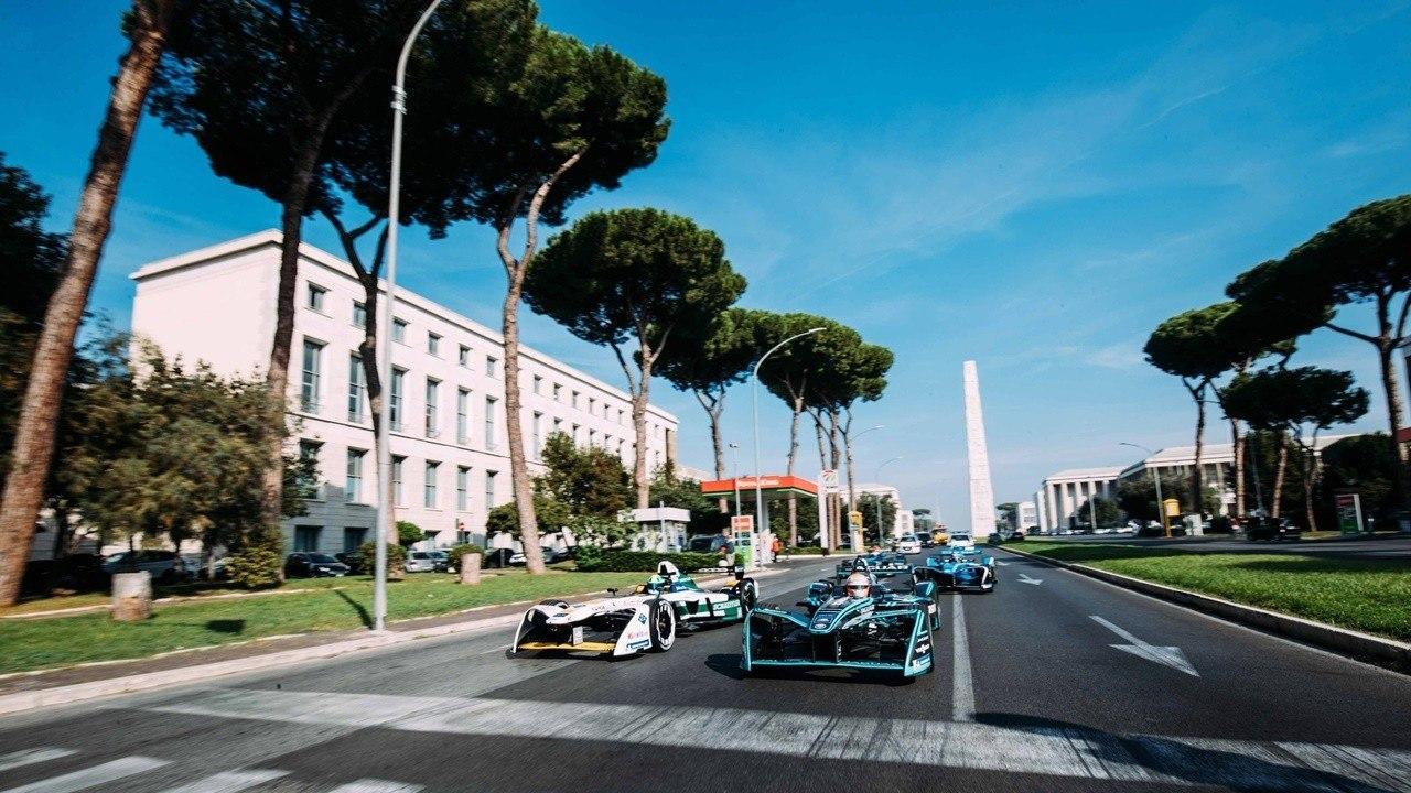 La Fórmula E suspende el ePrix de Roma a causa del coronavirus
