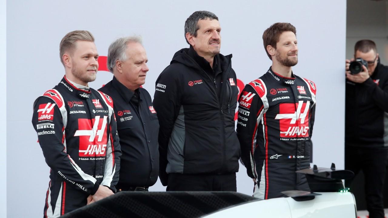 Gene Haas lo adelantó en Netflix y lo confirma de nuevo: Haas F1 corre peligro