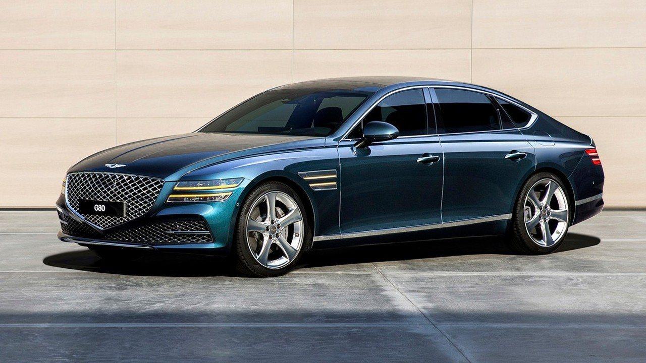 Genesis G80 2020, todos los detalles de la renovada berlina de lujo